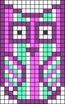 Alpha Friendship Bracelet Pattern #17627