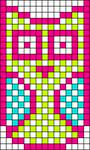 Alpha Friendship Bracelet Pattern #17628