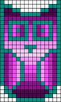 Alpha pattern #17629