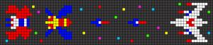 Alpha pattern #17644