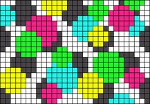 Alpha Friendship Bracelet Pattern #17649