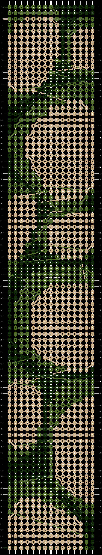 Alpha pattern #17659 pattern
