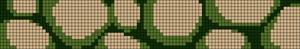 Alpha pattern #17659