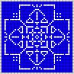 Alpha pattern #17661