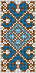 Alpha pattern #17663