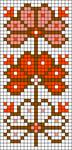 Alpha pattern #17664