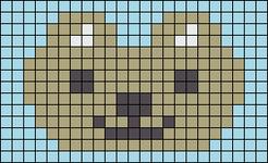 Alpha pattern #17670