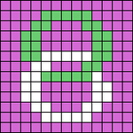 Alpha pattern #17671