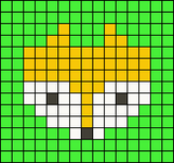 Alpha pattern #17672
