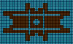 Alpha pattern #17684