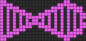 Alpha pattern #17705
