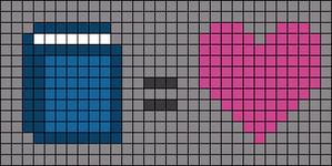 Alpha pattern #17720