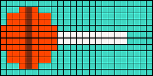 Alpha pattern #17724