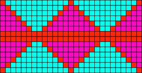 Alpha pattern #17725