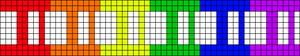 Alpha pattern #17729