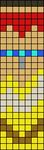 Alpha pattern #17741