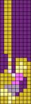Alpha pattern #17742