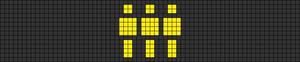 Alpha pattern #17745
