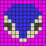 Alpha pattern #17757