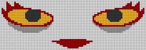 Alpha pattern #17766