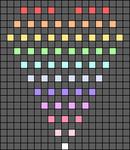 Alpha Friendship Bracelet Pattern #17780