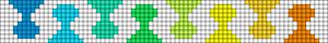Alpha pattern #17782