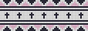Alpha pattern #17784
