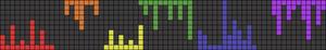 Alpha Friendship Bracelet Pattern #17791