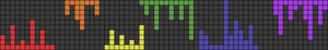 Alpha pattern #17791