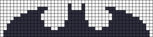 Alpha pattern #17795
