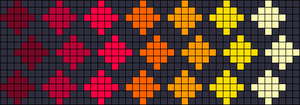 Alpha pattern #17796
