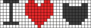 Alpha pattern #17809