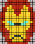 Alpha pattern #17836