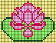 Alpha pattern #17844