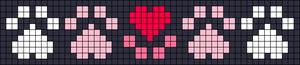 Alpha pattern #17848