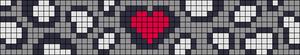 Alpha pattern #17852