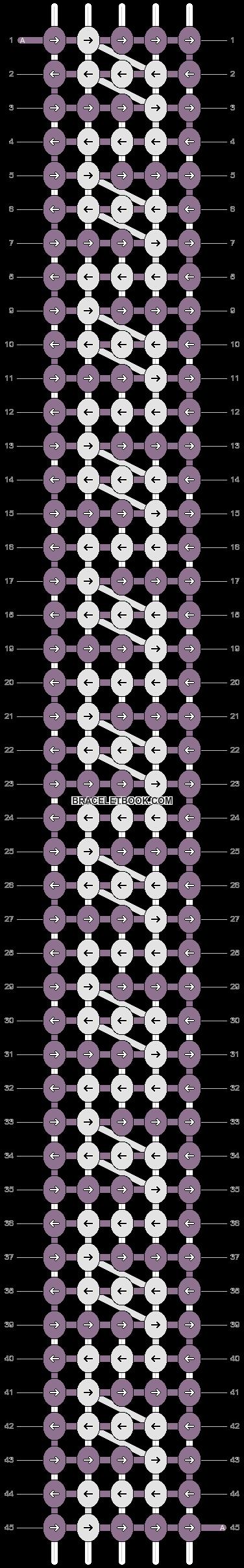 Alpha pattern #17859 pattern
