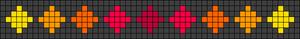 Alpha pattern #17867
