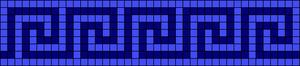 Alpha pattern #17875