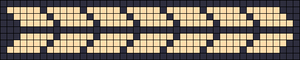 Alpha pattern #17876