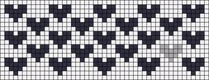 Alpha pattern #17880