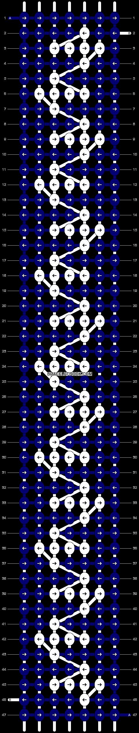 Alpha pattern #17883 pattern