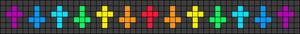 Alpha pattern #17884