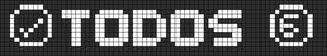 Alpha pattern #17890