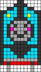 Alpha pattern #17901
