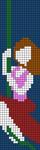 Alpha pattern #17902