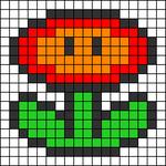 Alpha pattern #17911