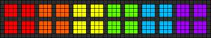 Alpha pattern #17916