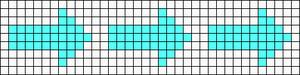 Alpha pattern #17924