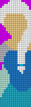 Alpha pattern #17928